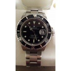 SOLD  ROLEX SUBMARINER 16610T