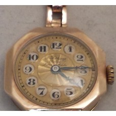SOLD  1920's ROLEX, 9ct GOLD