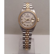 SOLD  ROLEX LADIES DATEJUST
