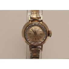 SOLD  VINTAGE 18ct GOLD LADIES ROLEX