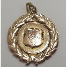 AUSTRALIAN 9CT GOLD 1926 MEDAL