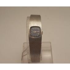 18ct WHITE GOLD GIRARD PERREGAUX LADIES MECHANICAL WATCH