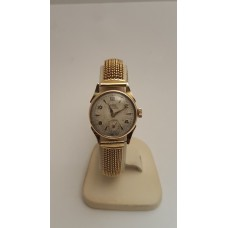 VINTAGE 18CT GOLD WATCH