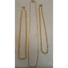 23ct GOLD CHAINS