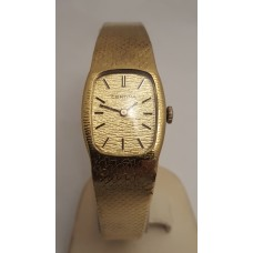 VINTAGE 18ct GOLD CERTINA WATCH