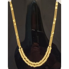 24ct GOLD NECKLACE