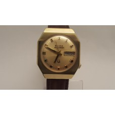 SOLD  VINTAGE BULOVA ACCUTRON N2 WATCH