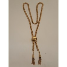 SOLD  VINTAGE EUROPEAN 14ct GOLD CHAIN