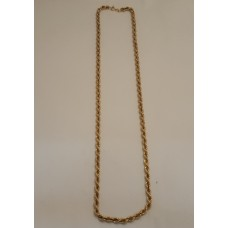 18ct GOLD ROPE CHAIN