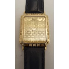 PIAGET 18ct GOLD QUARTZ WATCH