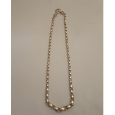 HEAVY, SOLID 9ct GOLD CHAIN