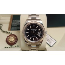 SOLD  ROLEX OYSTER PERPETUAL DATEJUST 11