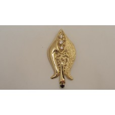 SOLD  18ct GOLD PENDANT