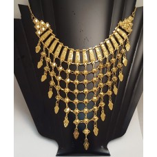 SOLD  21ct GOLD NECKLACE