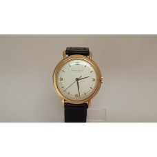 1950 I.W.C. 18ct GOLD WATCH