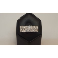 SOLD  18ct WHITE GOLD, 2.64ct's of DIAMONDS