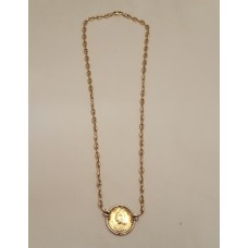 SOLD  GOLD SOVEREIGN on CHAIN