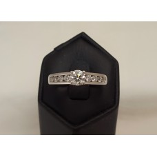 SOLD 1ct T.W. DIAMOND RING