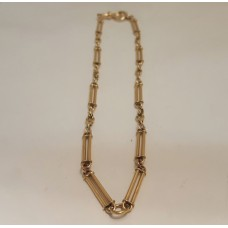 18ct FOB CHAIN
