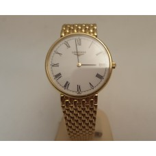 LONGINES 18ct GOLD WATCH