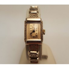 DUNKLINGS 9ct GOLD WATCH