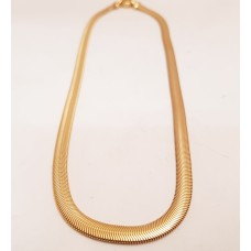 SOLD  18ct GOLD NECKLACE