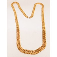 LONG 22ct GOLD CHAIN
