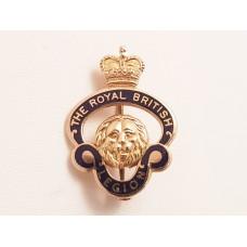 ROYAL BRITISH LEGION BADGE