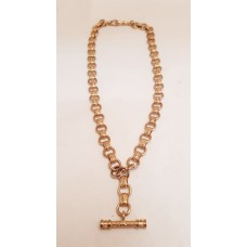 GOLD FOB CHAIN