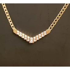 050ct T.W. DIAMOND NECKLACE