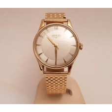 18ct GOLD VINTAGE LONGINES WATCH