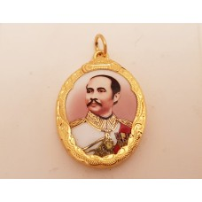 THAI KING GOLD PENDANT