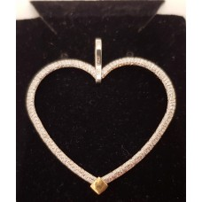 14ct GOLD HEART