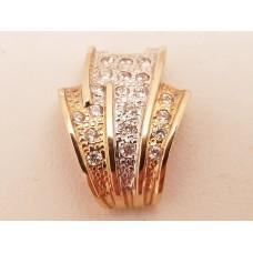 18ct GOLD & DIAMOND PENDANT