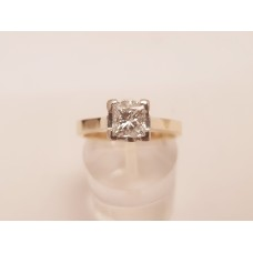 18ct GOLD  ARGYLE DIAMOND RING