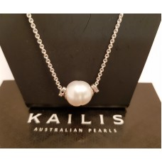 KAILIS 'GEOMETRIC' PEARL NECKLACE