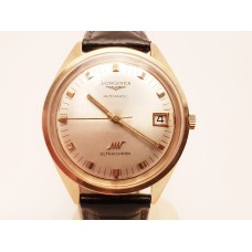 18ct GOLD VINTAGE LONGINES ULTRACHRON