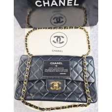 SOLD  CHANEL 2.55 DOUBLE FLAP HANDBAG
