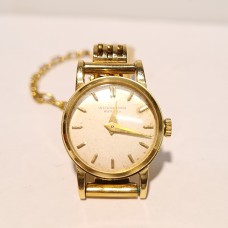 1958 VINTAGE I.W.C. 18ct GOLD LADIES WATCH