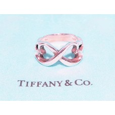TIFFANY & Co. PALOMA PICASSO DOUBLE LOVING HEART RING
